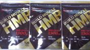 ◆送料無料・即発送◆新品未開封 ビルドマッスルHMB×3袋 新パッケージその?