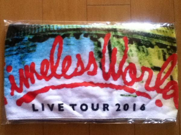 【新品】コブクロ★KOBUKURO LIVE TOUR 2016★タオル