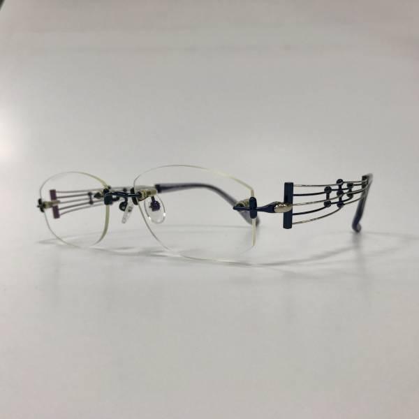 [3.11チャリティ]北乃きいさん 愛用メガネ と サイン・メッセージ付きメガネケース rfp1074_画像3