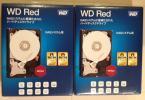 WesternDigital 内蔵HDD 4TB WD40EFRX-RT2 バルク品 3.5インチ 2箱 未開封品