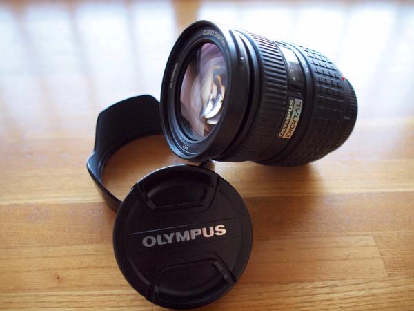 Olympus オリンパス ZUIKO DIGITAL 14-54mm F2.8-3.5 フォーサーズレンズ