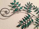 a-nite *葉っぱ * 緑 インテリア 雑貨 壁飾り 壁
