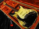☆★ Heavy Relic Vintae Black Stratocaster レリック SelectedVintageUSパーツ アルニコⅤPickUp★☆