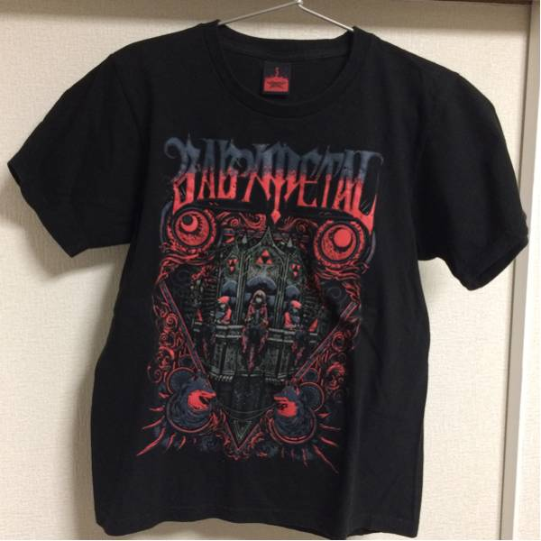 BABYMETAL Trilogy Tシャツ Sサイズ USED ライブグッズの画像