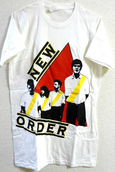 New Order Tシャツ,Joy Division,Factory