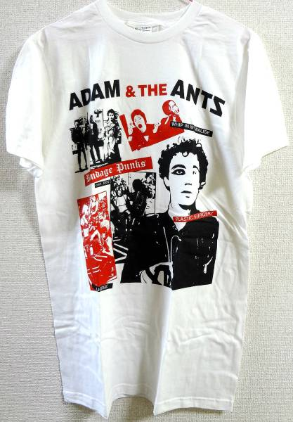 Adam & The Ants Tシャツ,Adam Ant,Joy Division,New Order,Devo,The Smiths