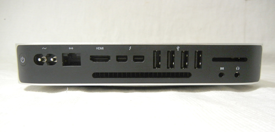 Mac mini Late 2014 Core i5(2.6GHz)8GB 1TB MGEN2J/A A1347_画像2