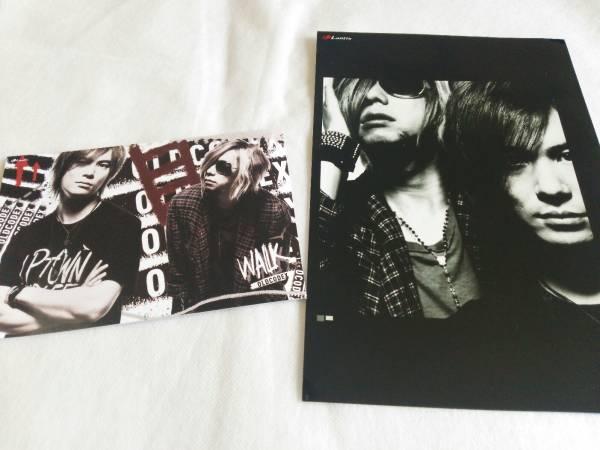 OLDCODEX WALKポストカード&非売品写真 ブロマイド ライブグッズの画像