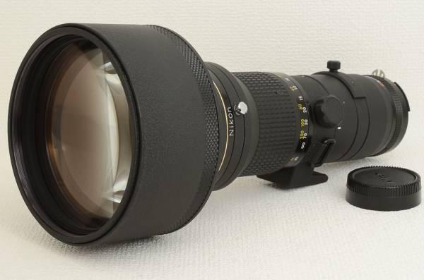ニコン Nikon Nikkor ED Ai-s 400mm f3.5 (333-J05)
