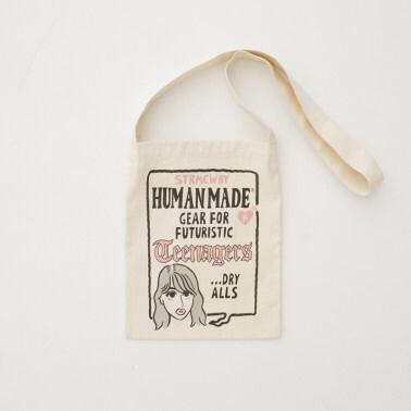 HUMAN MADE 小嶋陽菜 NYAN SHOULDER TOTE BAG 22;market AKB48 homies ショルダートートバッグ ライブ・総選挙グッズの画像