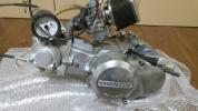 モンキー系12Vエンジン ロングストロークの106 CC 5速クロスミッション