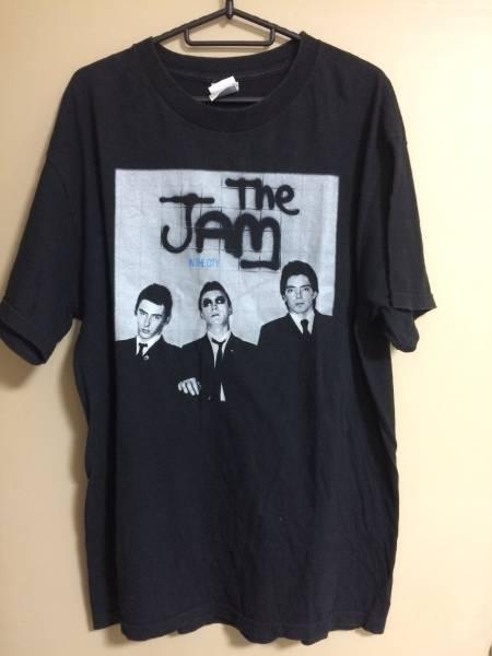 古着 ジャム The Jam Tシャツ Used Paul Weller