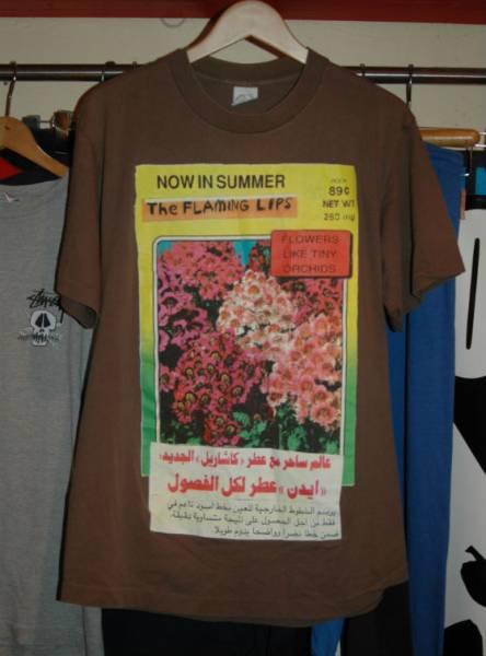 ユーズド 90年代 THE FLAMING LIPS ザ フレーミングリップス Tシャツ