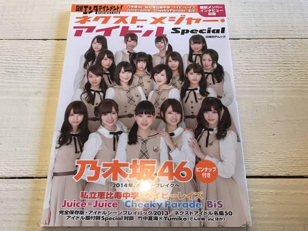 日経エンタテイメント ネクストメジャーアイドル 乃木坂46 私立恵比寿中学 ピンナップあり
