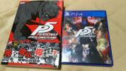中古 PS4 ペルソナ5+コンプリートガイド