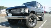 ランクル60 VX 4WD Dターボ リフトアップ公認 1ナンバー