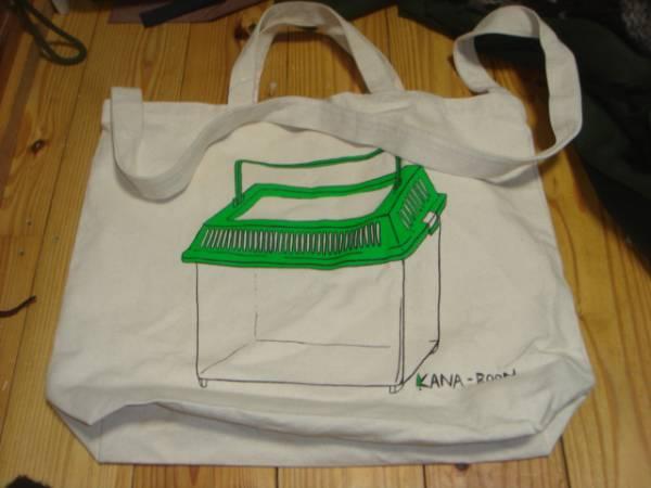 1702カナブーンKANA-BOONキャンバス帆布トートBAG鞄バッグ ショルダー
