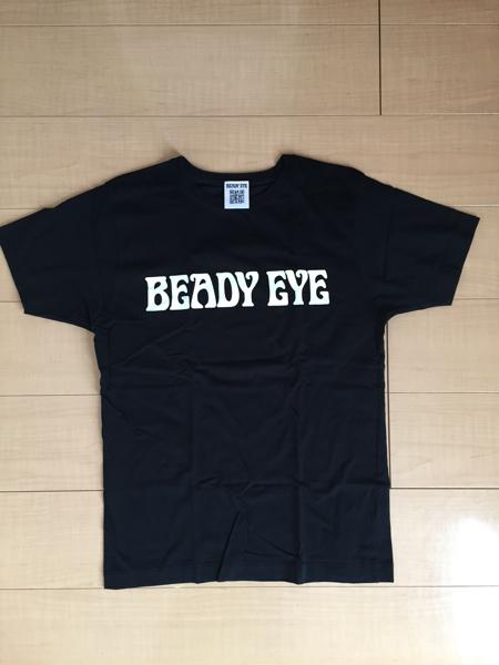 Beady Eye Tシャツ radiohead oasis nirvana blur noelサマソニ ライブグッズの画像