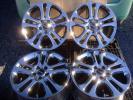 クロームメッキ☆Modulo モデューロ MG-008 7.5j+55 オデッセイステップワゴンヴェゼルエリシオンアコードツアラーストリームCR-Vホンダ車