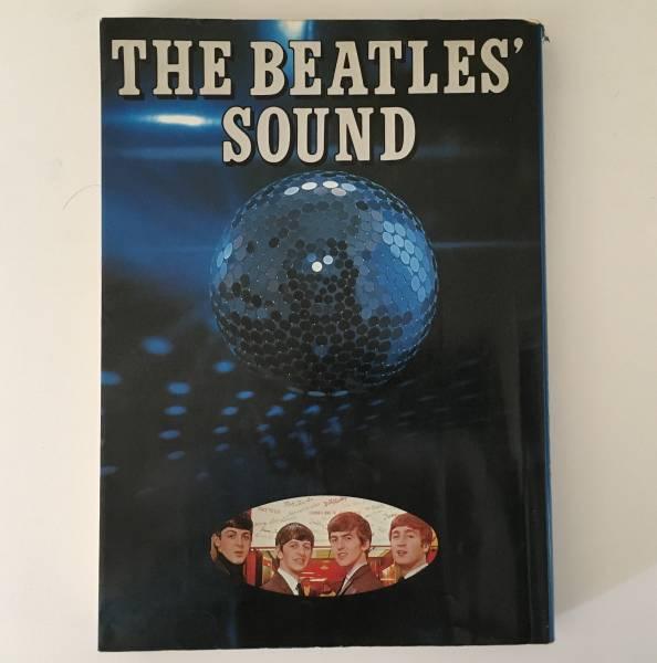 ☆希少!1979年発行 初版「ビートルズ・サウンド」CBSソニー出版 ライブグッズの画像