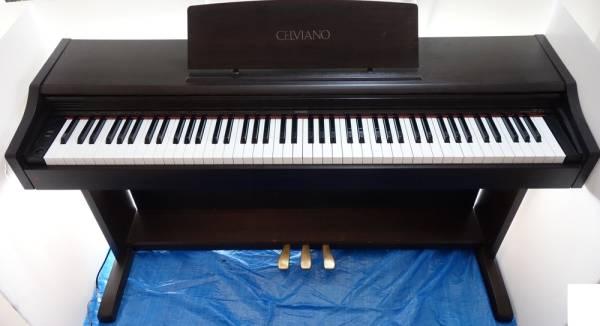 【保証有】◆CASIO AP-25 スピーカー付88鍵盤電子ピアノ カシオ◆