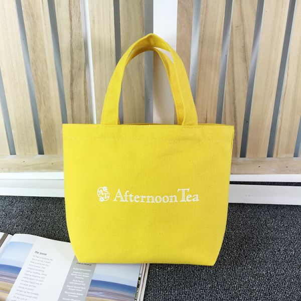 新品■ AfternoonTea (アフタヌーンティー) ランチバッグ/スモールトートバッグ