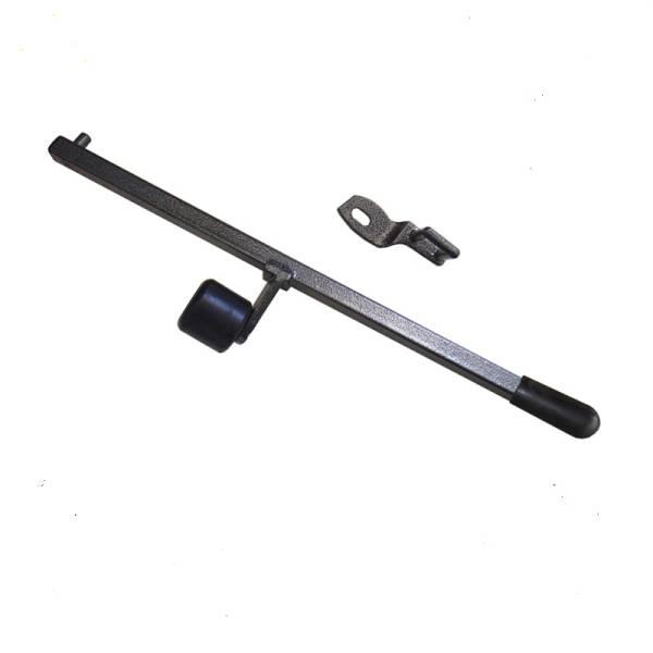 「タイヤ交換 補助工具 ビードプレスレバーセット ビードヘルパー (タイヤチェンジャー)」の画像