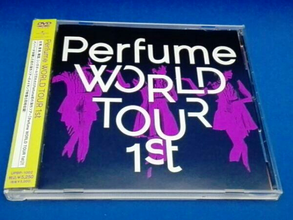 Perfume Perfume WORLD TOUR 1st ライブグッズの画像