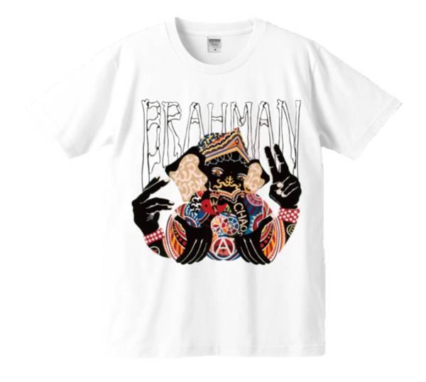 【新品未開封】BRAHMAN AIR JAM 2016 Tシャツ XLサイズ ①