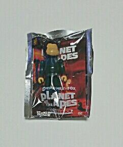 ベアブリック ペプシNEX×FOX 猿の惑星 Planet Of The Apes_画像1