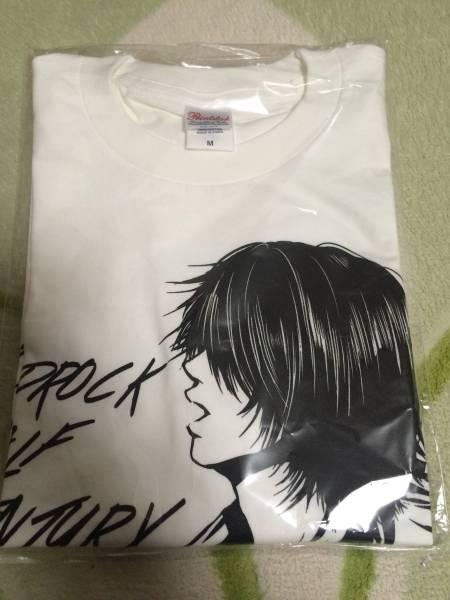 藤崎賢一 / 生誕50周年記念特製T-シャツ Mサイズ+おまけ JUSTY-NASTY CRAZE