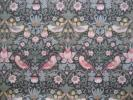 即決・リバティ★C&S(ストロベリー・シーフ)ピンク×グリーン★縦30×巾26