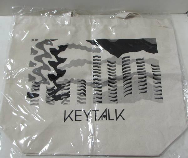 貴重 新品 KEYTALK キートーク 限定 トートバッグ HMV