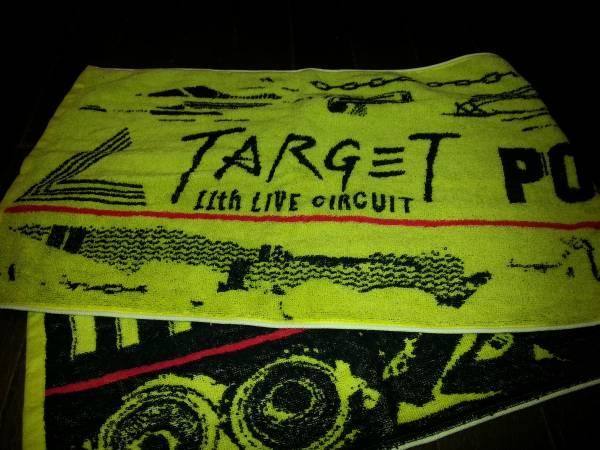 ポルノグラフィティ 11th LIVE CIRCUIT TARGET タオル/グッズ