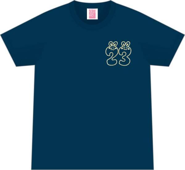 AKB48 渡辺麻友 デザイン2017生誕記念Tシャツ 生写真付