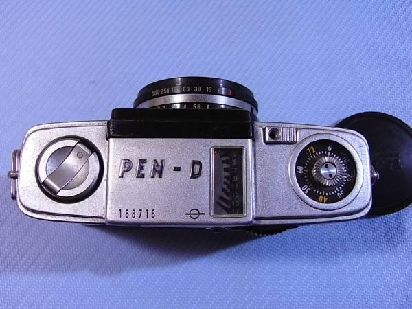 OLYMPUS PEN-D3 ジャンク品_画像2