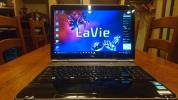 Lavie G GL247T/FS Core i7-2760QM 8G 新品SSD240GB BD offce2016