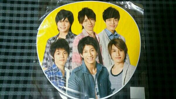 濱田崇裕 with Veteran うちわ ジャニーズWEST 関西ジャニーズJr.春休みスペシャルコンサート2012