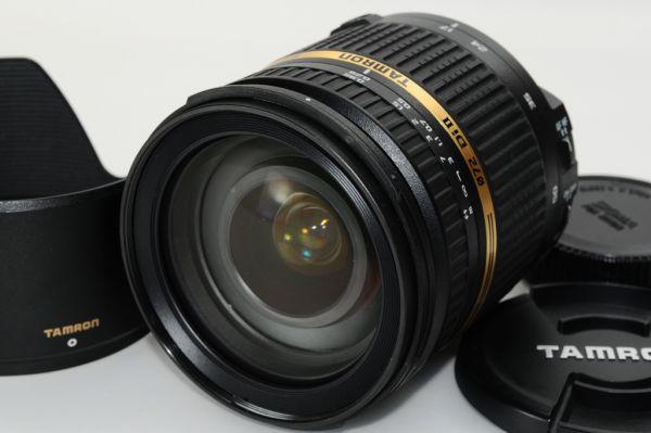 ★人気玉★ タムロン TAMRON SP AF 17-50mm F2.8 VC XR Di II LD Aspherical IF B005 Nikon 手ブレ補正付 大口径標準ズーム ニコン用 #889