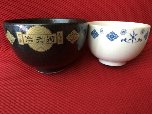★新品未使用★【バケモノの子】茶碗2サイズセット♪ グッズの画像