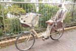 ブリヂストン製電動アシスト自転車 バッテリー2個 充電器付き 売り切ります