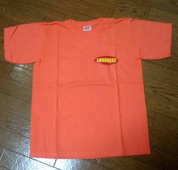 ■売り切り■LOUDNESS ツアー&オフィシャルTシャツ YOUTH Lサイズ 新品未使用③