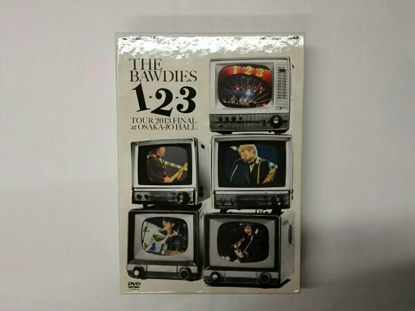 THE BAWDIES 1-2-3 TOUR 2013 FINAL at 大阪城ホール(初回限定版 ライブグッズの画像