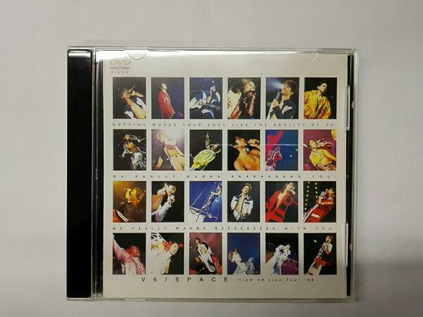 V6 SPACE-from V6 Live Tour ′98- コンサートグッズの画像