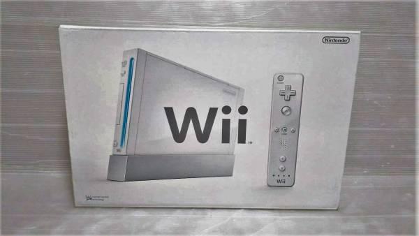 [215] 未使用 Nintendo ニンテンドー Wii