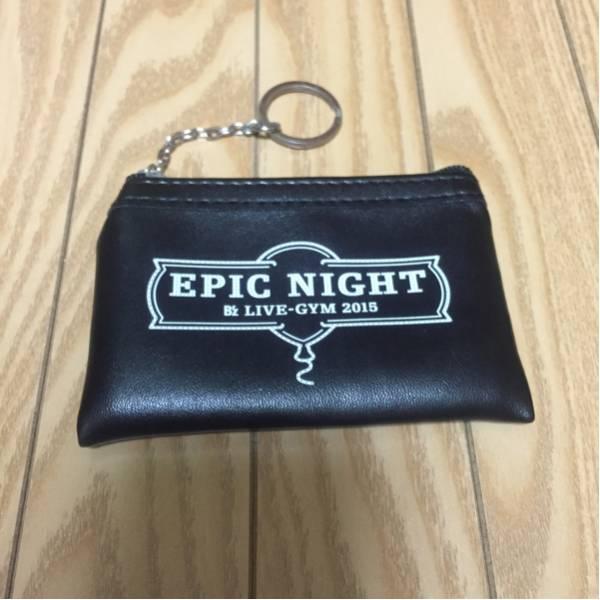 B'z EPIC NIGHT ガチャ コインケース 稲葉浩志 松本孝弘 ガチャガチャ