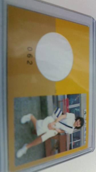 3,999円~ 格安サービス価格スタート レア品  人気 長澤まさみ コスチュームカード(シリアル062)   衣装の生地 グッズの画像