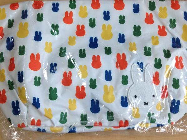 ミッフィーオリジナルバッグ JA景品 グッズの画像
