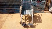 ☆売切☆折り畳み式 車イス/車椅子/車いす 介護用 介助用 ②