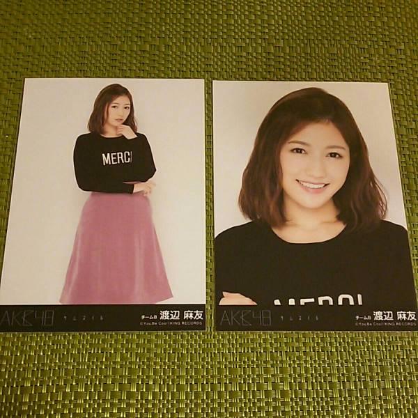 AKB48 渡辺麻友 サムネイル 劇場盤 生写真 コンプ ライブ・総選挙グッズの画像